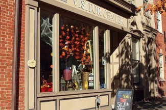 Historic Bethlehem Visitors Center Museum Store