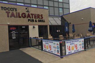 Tocci's Tailgater's Pub & Grille