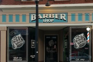 The Fade & Shave Barber Shop