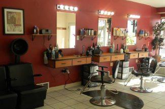 The Hair Studio on Fourth