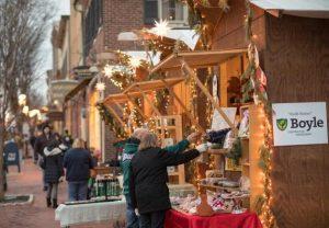 Christmas Huts Bethlehem