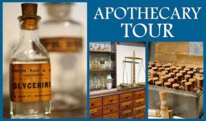 The 1752 Apothecary Tour